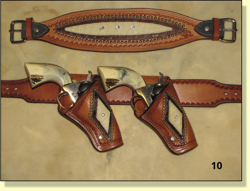 Drover's Supply | Mounted Shooting Holsters